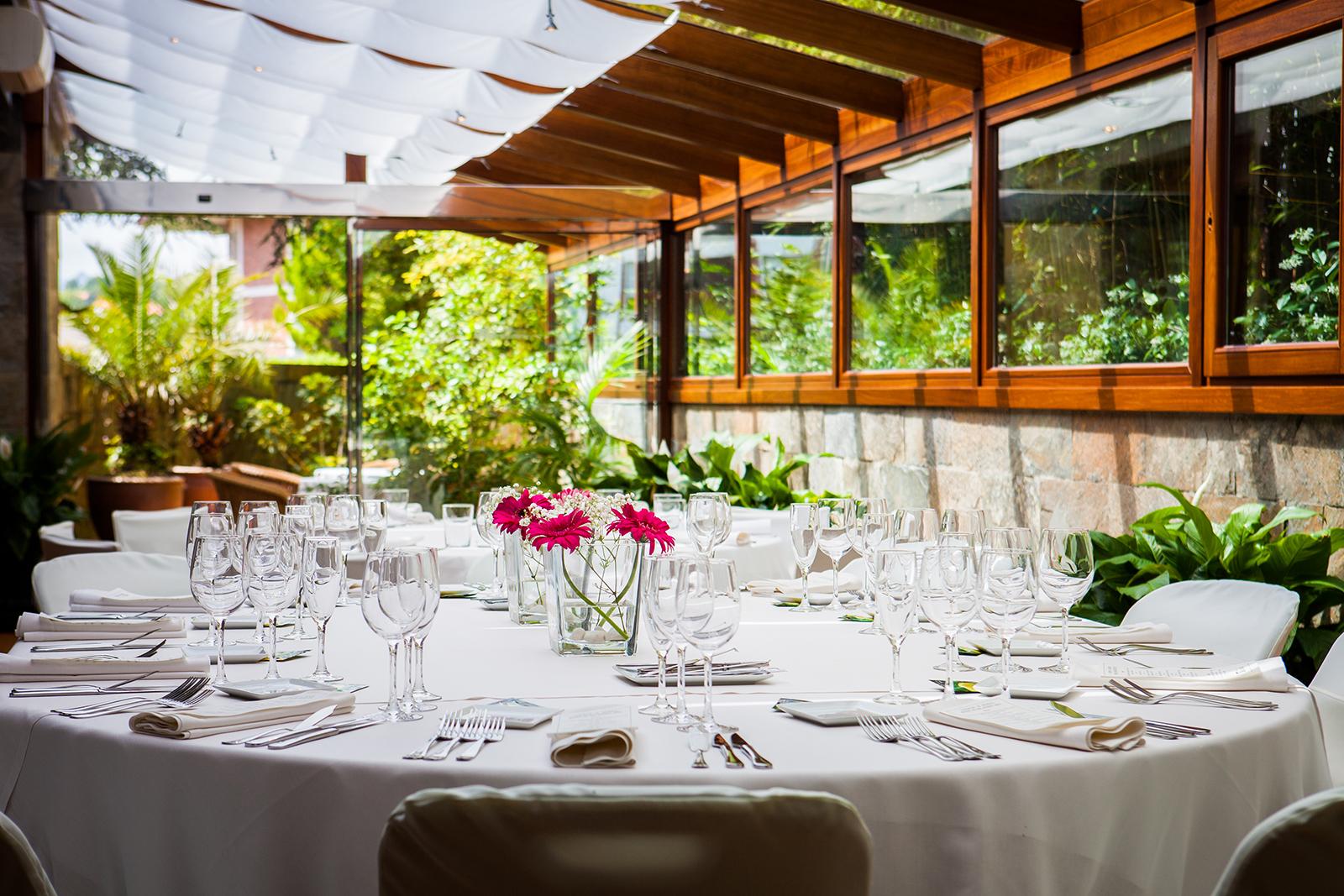 Restaurante Jaizkibel para bodas, Hotel Jaizkibel de Hondarribia