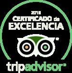 Certificado de excelencia TripAdvisor, Restaurante Jaizkibel