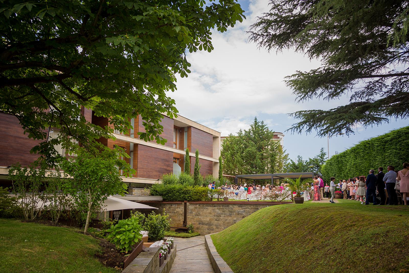 Bodas Hotel Jaizkibel de Hondarribia