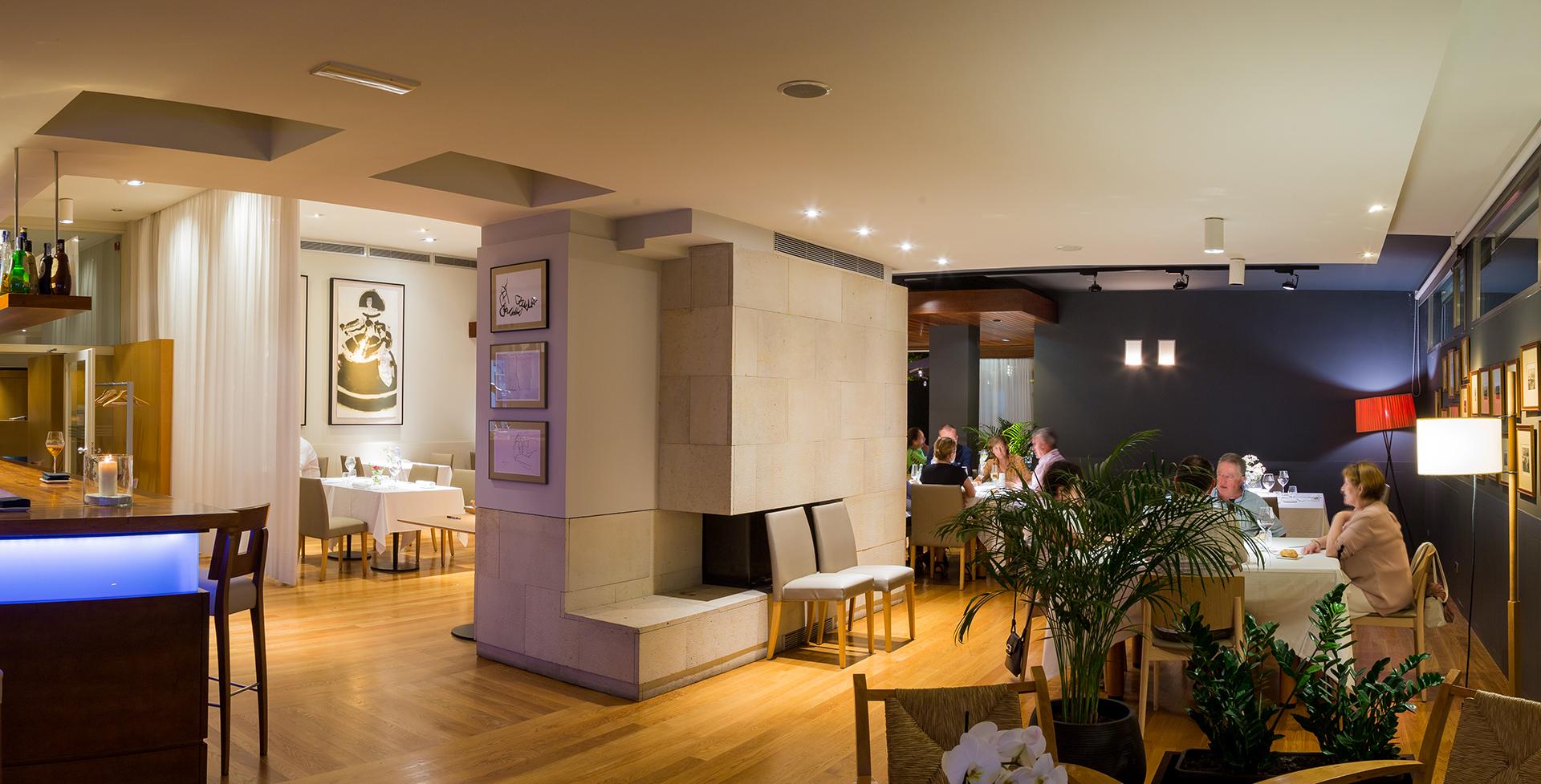 Restaurante Jaizkibel, Hotel Jaizkibel de Hondarribia